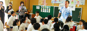 WA China: Teaching English